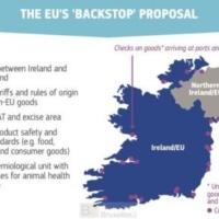 Frontière irlandaise : l'UE pas convaincue par la proposition britannique