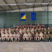 Londres envoie un détachement 'renseignement' pour soutenir EUFOR Althea durant la période électorale