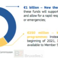 L'UE veut doubler le budget de son fonds pour la sécurité intérieure