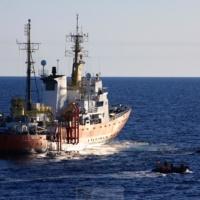 N°63. La présence des navires des ONG au large de la Libye : saluée, encouragée puis vilipendée et refusée (V4)
