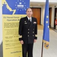 Un nouveau commandant pour la force navale anti-piraterie Atalanta