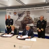 La Belgique et les Pays-Bas s'offrent 16 nouveaux navires en commun