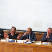 Entretiens européens de la Défense (1) : L'autonomie suppose de se passer des pays tiers (C. Ferrand, DGA)