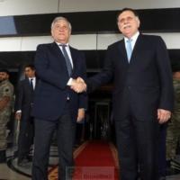Le voyage de Tripoli de Tajani : priorité aux élections et à la lutte contre les passeurs
