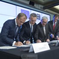 Une déclaration de notaire sur la coopération UE-OTAN