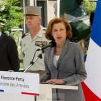 Les dix priorités de la MinDéf française Florence Parly pour la rentrée