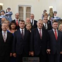 Deux nouveaux ministres tchèques aux postes régaliens
