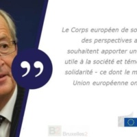 Le nouveau Corps européen de solidarité : aide humanitaire à l'extérieur, aide sociale à l'intérieur (V2)