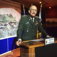 Le chef d'état-major de l'armée belge critique à mi-mots Charles Michel