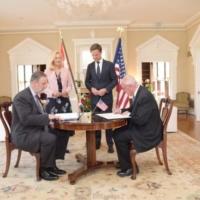Les Pays-Bas signent en solo un accord de coopération de défense avec les USA