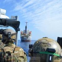 Le suivi des garde-côtes libyens soumis à une hypothèque financière. Le mandat de Sophia élargi