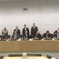 Six pays d'accord pour mettre en place un QG multinational de division Nord en Lettonie