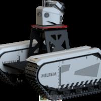 Le robot terrestre made in Estonia soumis au Fonds défense et à la PESCO. Projet n°21