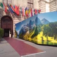 A l'agenda des réunions informelles défense et affaires étrangères de Vienne