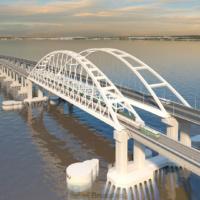 Six entités qui ont participé à la construction du pont vers la Crimée sanctionnées par l'UE