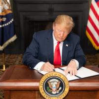 Les sanctions US rétablies en partie, l'UE met en place ses mesures de blocage