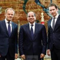 Migrations. Donald Tusk propose de renforcer la coopération avec l'Egypte (V3)