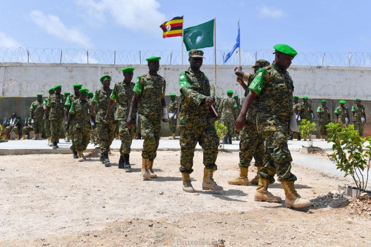 L'Union européenne ne veut pas financer seule les soldats de l'AMISOM