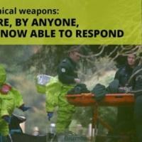 L'UE veut agir contre les concepteurs et utilisateurs d'armes chimiques. Un cadre de sanctions adopté (V2)