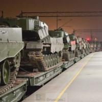 Les parlementaires veulent soutenir les projets d'améliorer la mobilité militaire