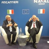 Entre Fincantieri et Naval Group, un rapprochement timide. «Nous voulons envoyer un signal fort à l'Europe»