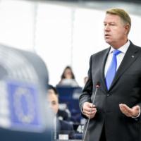 Une Union forte et puissante, c'est une union élargie (Klaus Iohannis)