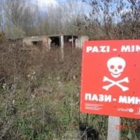 Déminage laborieux en Bosnie-Herzégovine