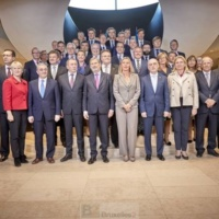 Les vingt objectifs du Partenariat oriental sur la bonne voie, selon l'UE. Le dialogue ukraino-hongrois un peu moins crispé