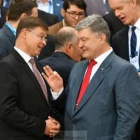 Les Européens unis sur un message à la Russie sur la Mer d'Azov. Sanctions économiques renouvelées mais pas plus
