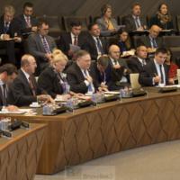 L'OTAN réaffirme son soutien à l'Ukraine et la Géorgie