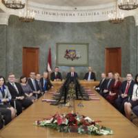 Un nouveau gouvernement en Lettonie, plus à droite sur l'échiquier politique