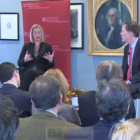 Une certaine divergence diplomatique avec les États-Unis, assumée (Fed. Mogherini)