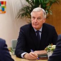 La leçon du Brexit : le seul moyen d'être acteur aujourd'hui dans le monde, c'est d'être ensemble (Michel Barnier)