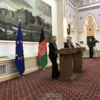 L'Union européenne se pose en intermédiaire neutre et futur garant du processus de paix en Afghanistan (V2)