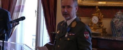 Un nouveau chef de la force de stabilisation de l'UE (EUFOR Althea) en Bosnie-Herzégovine