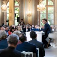 Un mini espace Schengen plus solidaire et plus responsable (Emmanuel Macron)