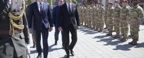 L'Autriche prend le commandement de EUTM Mali