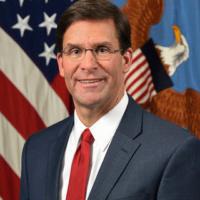 Mark T. Esper, nouveau ministre US par intérim de la Défense