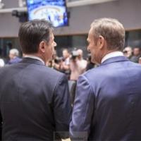 MH17, Marins ukrainiens, passeports du Donbass… les Russes priés de respecter le droit international (Conseil européen) (V2)