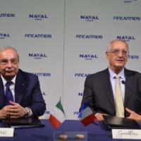 Alliance navale franco-italienne. L'accord signé entre Fincantieri et Naval Group