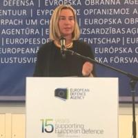 La coopération européenne nécessaire en matière de défense (Mogherini)