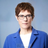 AKK nouvelle ministre de la Défense en Allemagne