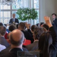 Etat de droit, unanimité, combattants étrangers, paquet asile… la Finlande affiche la température