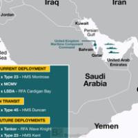 N°72. La crise dans le détroit d'Ormuz et le Golfe (v4)