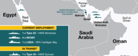 Dossier N°72. La crise dans le détroit d'Ormuz et le Golfe (V3)