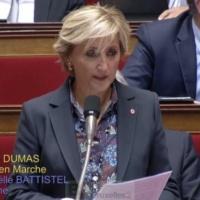 France: Françoise Dumas détrône Jean-Jacques Bridey à la tête de la commission de la Défense de l'Assemblée nationale