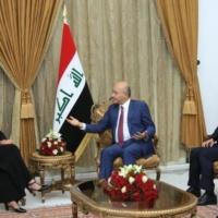 A Bagdad, F. Mogherini réaffirme le soutien européen à l'Irak. L'idée d'une conférence régionale de sécurité fait son chemin