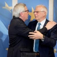 Borrell-Juncker : des retrouvailles très amicales