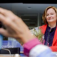 Nathalie Loiseau prend la tête de la sous-commission sécurité et défense (SEDE). Portrait