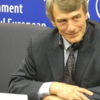 Le Président du Parlement européen est… David-Maria Sassoli